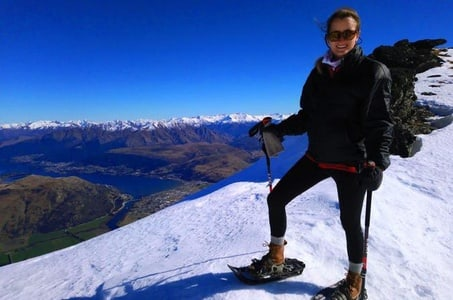 Remarkables Alpine Guided Snowshoeing