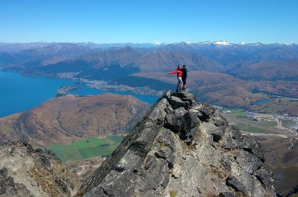 Privately Guided Remarkables Alpine Trek