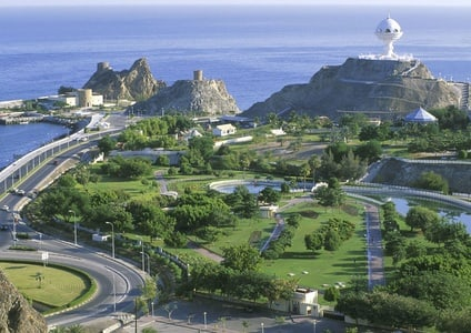 Muscat: Half-Day Highlights Tour