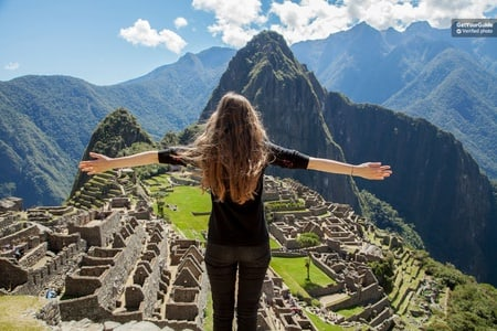 Machu Picchu: Lost Citadel of Incas by Expedition Train