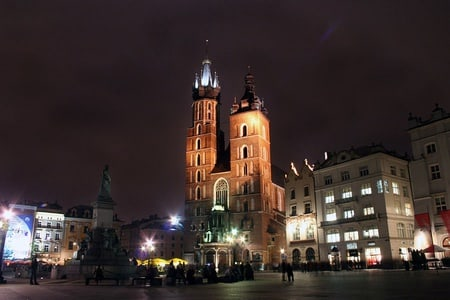 Krakow by Night 1.5-Hour Private Tour by Electric Car