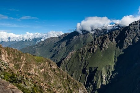 Colca Canyon Day Trip from Arequipa