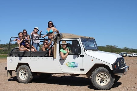 Half Day Jeep Safari in Algarve