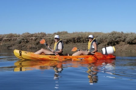 Hire a Kayak and See the Ria Formosa