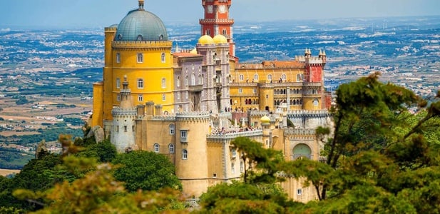 From Lisbon: Full-Day Sintra Tour