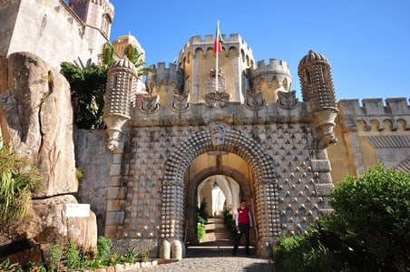 From Lisbon: Half-Day Sintra Tour