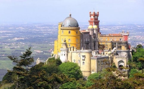 From Lisbon: Sintra Private Tour
