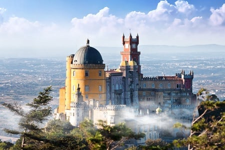 Half Day Private Tour to Sintra from Lisbon
