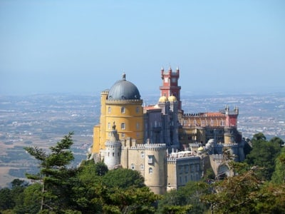 Lisbonne: Sintra, Cascais et Estoril Private Day Tour
