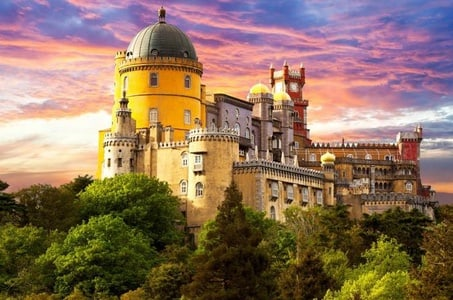 Private Tour: Sintra half day from Lisbon