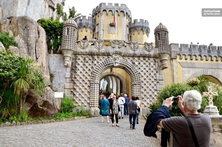 Sintra, Cascais, and Estoril: Full-Day Tour from Lisbon