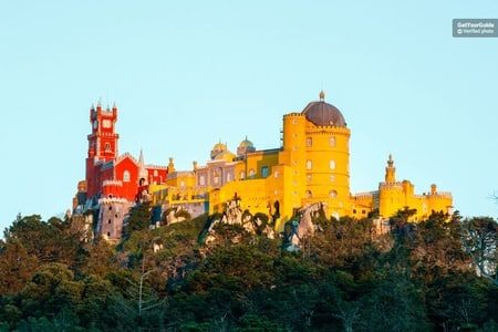 Sintra, Cascais et Estoril: Full-Day Tour de Lisbonne