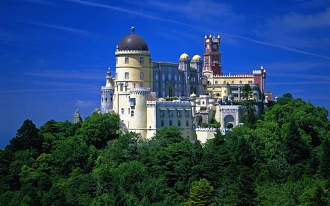 Sintra Private Day-Tour