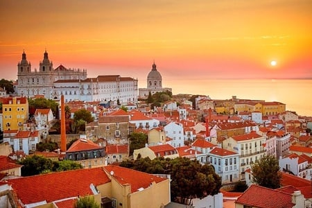 Tour to Sintra and Walking Tour in Lisbon