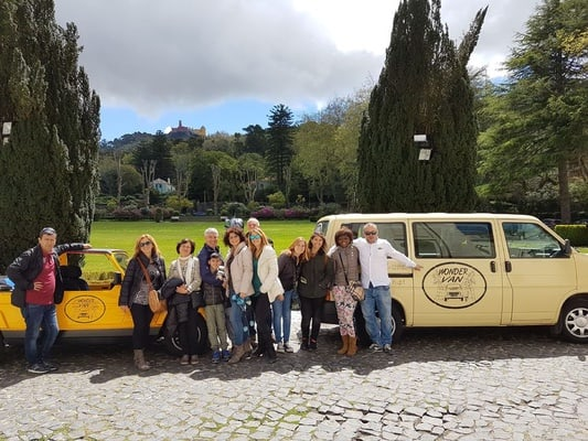 From Lisbon: Sintra and Estoril Coast Day Tour