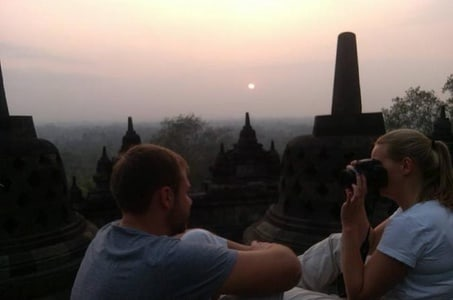 Sunrise and Temples Tour from Yogyakarta