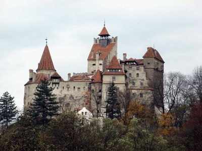 Bucarest: Full-Day Dracula Castle & Peles Tour du…