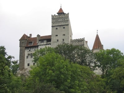 Full day trip to Peles & Dracula's Castle
