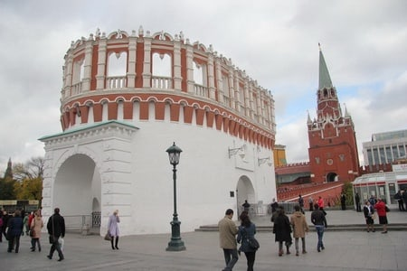 Moscow: Kremlin Ticket and 1.5-Hour Tour