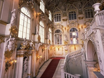 Half-Day St.Petersburg City & Hermitage Museum Tour