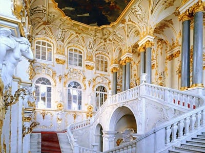 Hermitage Museum Private Tour with Transportation