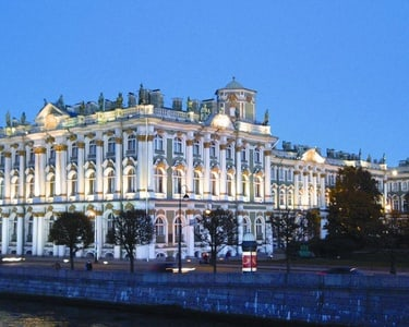 Hermitage Museum Skip-the-Line Tour