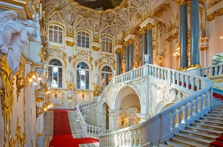 PRIVATE TOUR OF THE HERMITAGE MUSEUM