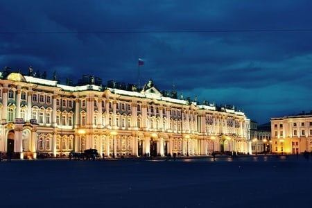 Skip the Line: Hermitage Museum Small Group Tour