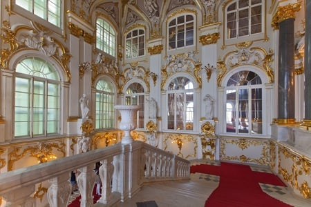St. Petersburg Hermitage Museum 2.5-Hour Guided Tour
