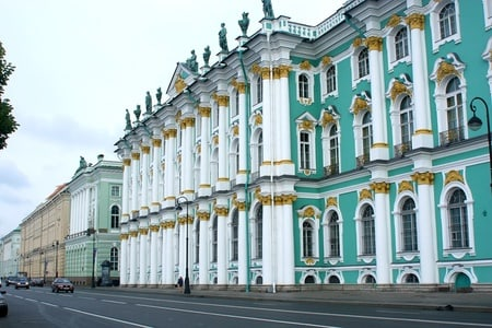 St. Petersburg: Private 3-Hour Hermitage Museum Tour
