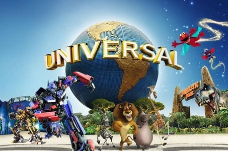 Universal Studio Day Tour With Tickets & Transfer