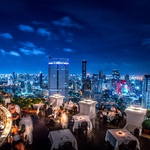 Breeze – Tower Club at lebua State Tower