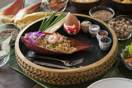Hands-on Thai Cooking Class with Market Tour in Bangkok