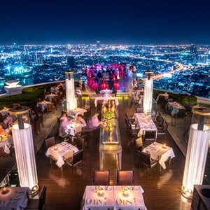 Sirocco – Tower Club at lebua State Tower
