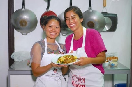 Thai Cookery Class with Courageous Kitchen Small Group Tour in Bangkok