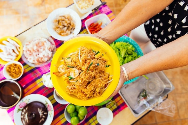 Bangkok: Thai Cooking Class with a Local Host