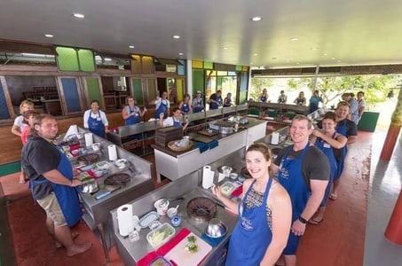 Full Day Phuket Cooking Class including Lunch