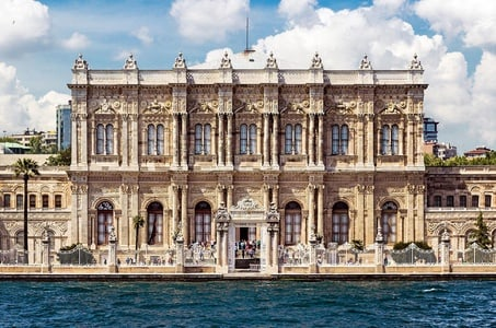 Guided Halfday Bosphorus cruise included Dolmabahce Palace