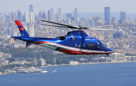 Istanbul: 15 or 30-Minute Helicopter Tour