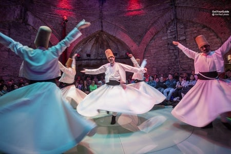 Istanbul: Whirling Dervishes Ticket