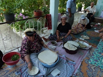Guided Village Tour from Marmaris