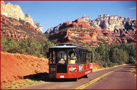 Guided Tour of Historic Sedona