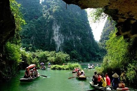 Tam Coc One Day Tour from Hanoi