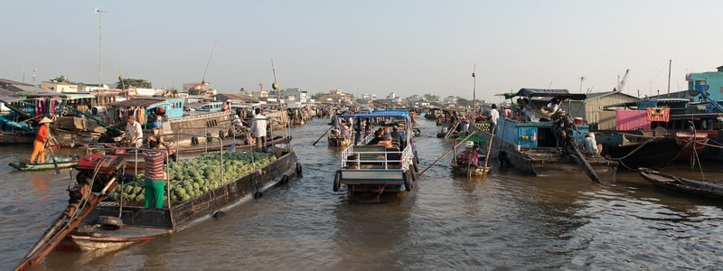 Full Day Excursion To Mekong Delta