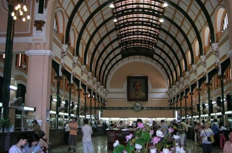 Ho Chi Minh City Half-Day Tour