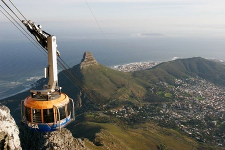 Cape Town: 6 Attraction Entrance Card