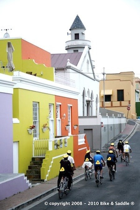 Cape Town @ Night | 3 hour City Heritage Cycle