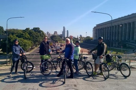Intimate Bike Tour BA North Route Green and Fancy Areas