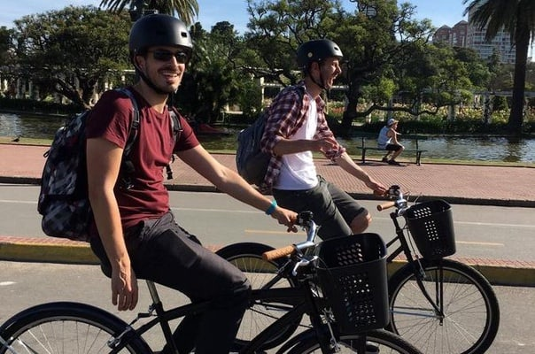 Intimate Bike Tour BA North Route Green and Fancy Areas (Lunch included!)