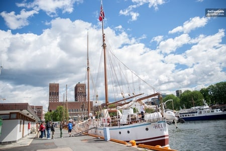 Oslo Fjord 2-Hour Sightseeing Cruise